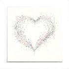 Keira_Rathbone_framed_typewriter_heart_red_P_Details_White_Frame