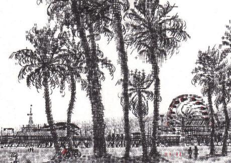 Keira_Rathbone_typewriter_art_Santa_Monica_card