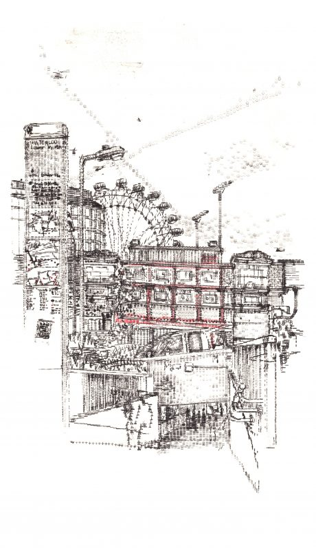 Leake_Street_from_Lower_Marsh_(In_Love_with_a_Street)_2014