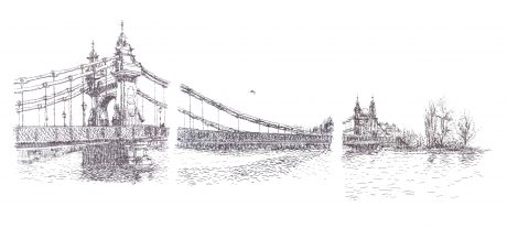 Why_I_Love_Hammersmith_Bridge_in_Under_100_Words