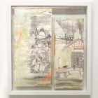 Keira_Rathbone_Typainting_Tower_Who_on_wall