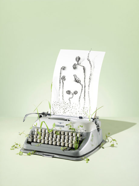 Typewriters-earth