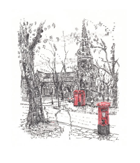 Keira_Rathbone_Typewriter_ARt_Turnham_Green_Church_web
