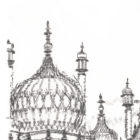 Keira_Rathbone_Brighton_Pavilion_diptych_PRINT_detail1