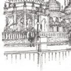 Keira_Rathbone_Brighton_Pavilion_diptych_PRINT_detail2