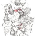 Keira_Rathbone_Typewriter_Art_Partridge_in_a_Pear_Tree_CARD_WEB