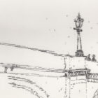 Keira_Rathbone_Typewriter_Art_Richmond_Bridge_2014_detail1