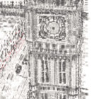 Keira_Rathbone_typewriter_art_big_ben_london_eye_Original_PRINT_detail5