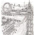 Keira_Rathbone_typewriter_art_big_ben_london_eye_Original_PRINT_web