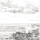Keira_Rathbone_Typewriter_Art_AR_Cornish_Coast_Commission_2_Section_PRINT_detail2