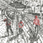 Keira_Rathbone_Typewriter_Art_BournemouthPier_PRINT_detail5