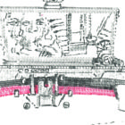 Keira_Rathbone_Typewriter_Art_Live_Typed_Zoom_Self_Portrait_on_Typewriter_Via_Laptop_17Sept2020_PRINT_detail4