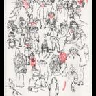 Keira_Rathbone_Original_Typewriter_Art_Masked_Types_of_Shopper_Accepting_the_New_Normal_web_thumb
