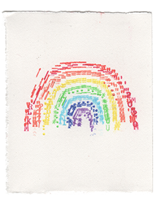 Keira Rathbone Typewriter Art