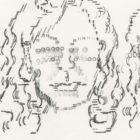Keira_Rathbone_Typewriter_Art_9_months_of_Lockdown_Hair_detail1