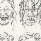 Keira_Rathbone_Typewriter_Art_9_months_of_Lockdown_Hair_detail2