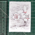 Keira_Rathbone_Typewriter_Art_Original_Cherry_Blossom_2_ruler