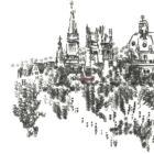 Keira_Rathbone_Typewriter_Art_Original_Oxford_Skyline_Impression_300_PRINT_detail1