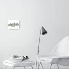 Keira_Rathbone_Typewriter_Art_Original_Oxford_Skyline_Impression_PRINT_inaroom_