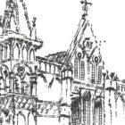 Keira_Rathbone_Typewriter_Art_Original_Salisbury_Cathedral_IMpression_PRINT_detail3