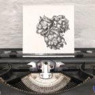 Keira_Rathbone_Typewriter_Art_Original_hops_in_a_typewriter