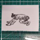 Keira_Rathbone_Typewriter_Art_PEwithJoe_FrogJump_2_ruler