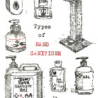 Types_Of_Hand_sanitiser_By_Keira_Rathbone_Typewriter_Art_2020_300_a4_web