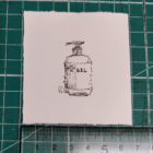Types_Of_Hand_sanitiser_By_Keira_Rathbone_Typewriter_Art_Small_Pump_Action2