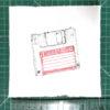 Keira_Rathbone_Original_Typewriter_art_Floppy_ruler