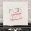 Keira_Rathbone_Original_Typewriter_art_Floppy_typewriter