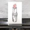 Keira_Rathbone_Original_Typewriter_art_Remember_Lipstick_in_typewriter