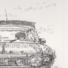 Keira_Rathbone_Original_Typewriter_art_Vintage_Type_of_Car_Cortina_detail2