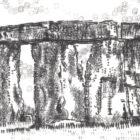 Keira_Rathbone_Typewriter_Art_Stonehenge_Original_PRINT_detail4