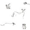 Keira_Rathbone_Original_Typewriter_Art_Types_of_Dogs_at_the_dog_show_detail1