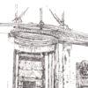 Keira_Rathbone_Typewriter_Art_Asylum_at_the_Wedding_PRINT_detail1
