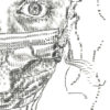 Keira_Rathbone_Typewriter_Art_Self_Portrait_With_Mask_Sept_2020_PRINT_detail2