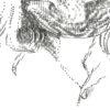 Keira_Rathbone_Typewriter_Art_Self_Portrait_With_Mask_Sept_2020_PRINT_detail3